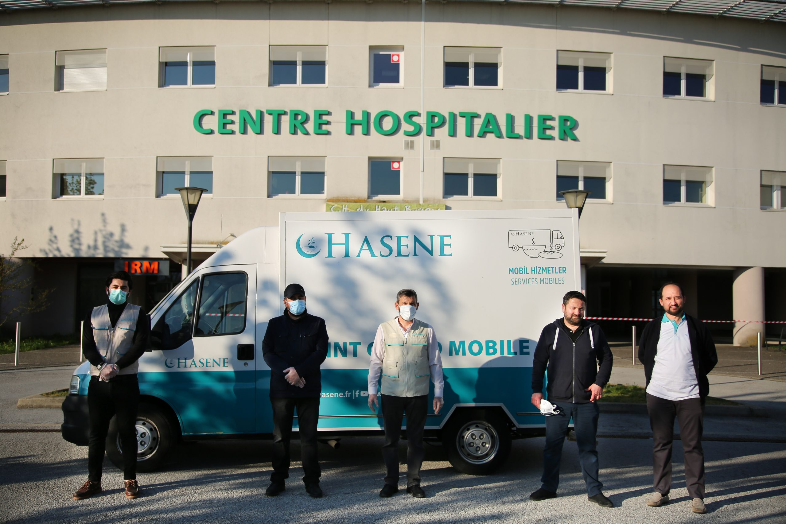 Alpes Bölgesinde Sağlık Çalışanları İle Dayanışma