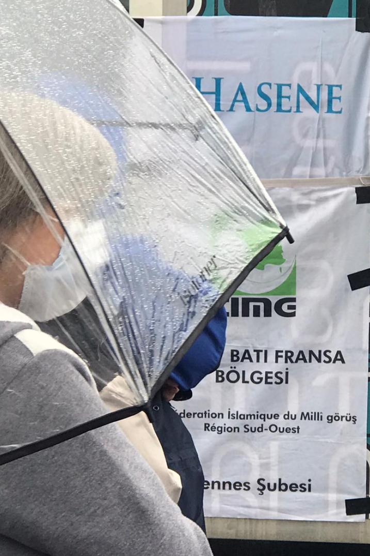 Rennes'de toplumsal dayanışma