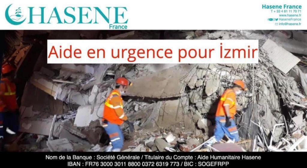 Aide d'Urgence Izmir